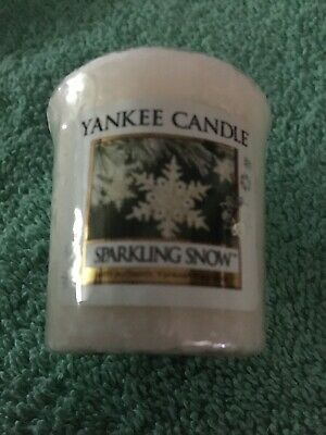 Yankee Candle Set of 4 Angel Wings Votives New 1306400