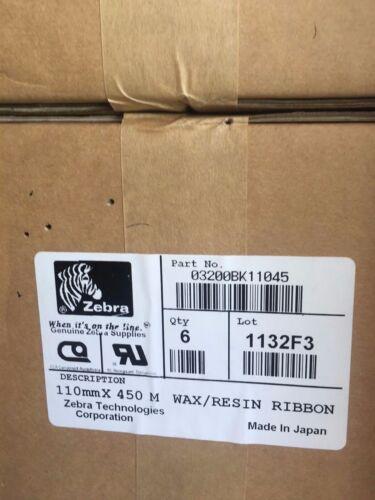 Zebra 1142F3 Ribbon