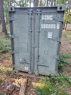 Quadcon Storage Container