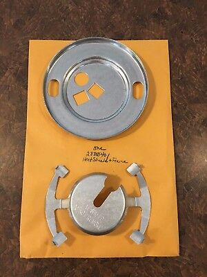 Lower Burner - Heat Shield w/ Lower Burner Frame, PN # 288A5401   BEST PRICE-LOOK AND $AVE!