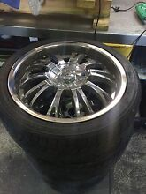 BF XR6 CHROME RIMS North Boambee Valley Coffs Harbour City Preview