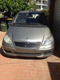 Mercedes Benz A170. 2006 Damaged Sydney City Inner Sydney Preview