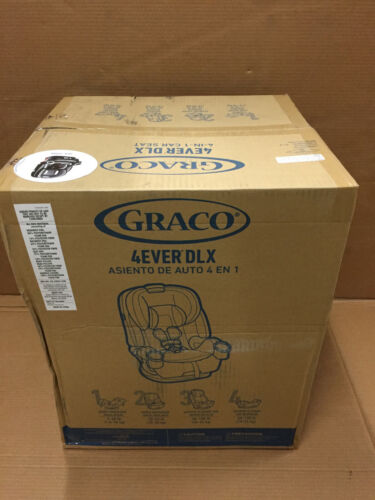 Graco 4Ever DLX 4-in-1 Convertible Car Seat, Drew Fashion