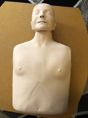 LAERDAL LITTLE ANNE CPR ADULT MANIKIN TRAINER. Great Condition
