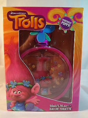 Trolls Parfum für Kinder EDT 2 X 50ml