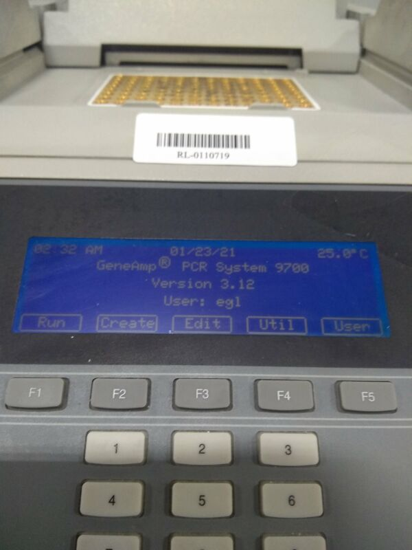 Applied Biosystems GeneAmp 9700 PCR System