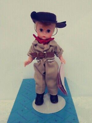 "Madame Alexander Miniature Showcase 504 Australia 7"" Tagged Original Box MINT for sale  Stafford"