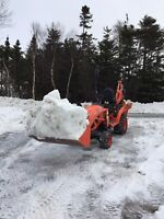 Snow Clearing Today