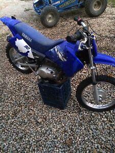 2001 Yamaha  ttr90