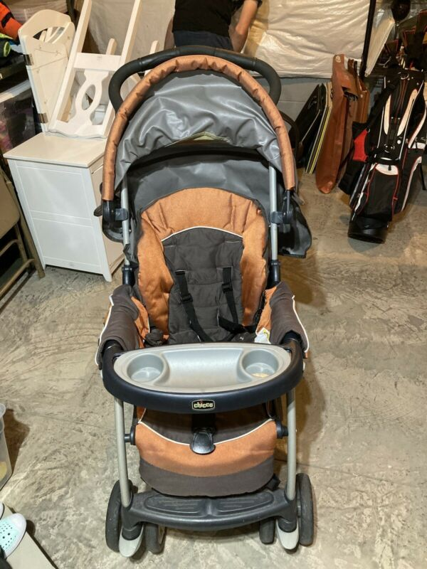 CHICCO KEY FIT 30 FULL SIZE STROLLER