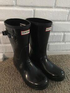 Women's hunter boots (sz 8)