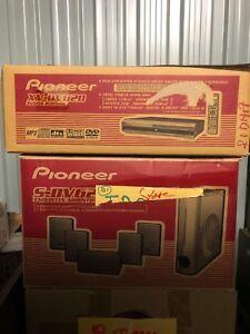 Pioneer home theatre system -
