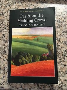Far from the Madding Crowd by Thomas Hardy VERY GOOD CONDITION Scoresby Knox Area Preview