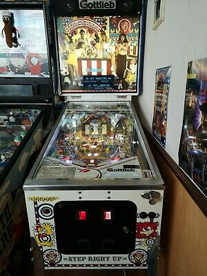pinball machine hot shots