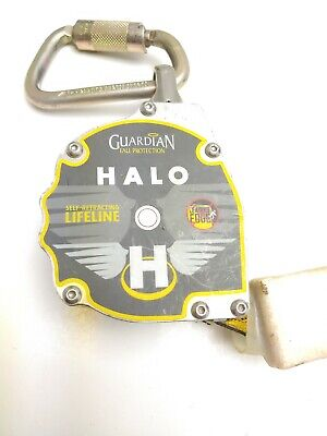 Guardian Fall Protection Halo Self Retracting Lifeline 10900