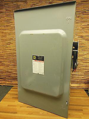 Square D H224nrb 200a 240v Safety Switch