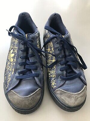Used, adidas Originals Damen women sneaker Blue size US 9.5 for sale  Shipping to South Africa