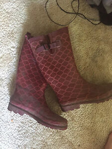 Women's Boots - size 10