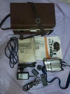 Sony Digital 8 ,8mm Handycam DCR-TRV265E Camcorder Video Camera Bankstown Bankstown Area Preview