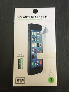 Screen protector, Anti-Glare film iPhone 5/5c/5s/SE