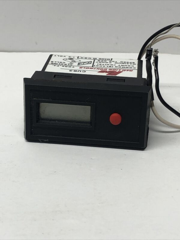 Red Lion CUB3 Digital Counter, Used (N)
