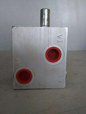 Sun Hydraulics Manifold Block With Cartridge 8ft9 Cbcg Ljn