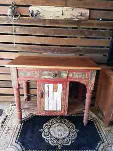 Vintage wash stand cabinet sideboard Newrybar Ballina Area Preview