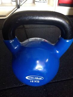 16kg Celcius kettle bell Coorparoo Brisbane South East Preview