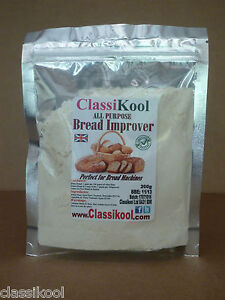 CLASSIKOOL 200g PROFESSIONAL BAKERY ALL PURPOSE BREAD FLOUR DOUGH IMPROVER
