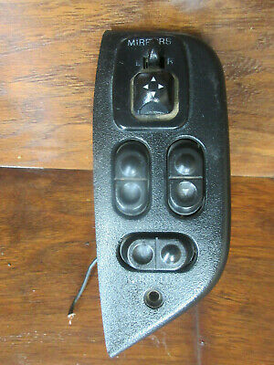Ford F-150, F-250, 1992 1993 1994 1995 1996, Left Master Window & Mirror Switch