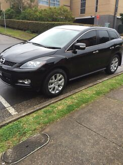 Mazda CX-7 Luxury 2007 Ryde Ryde Area Preview