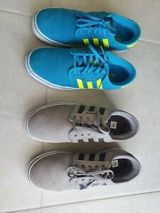 Nike and Adidas Casual Shoes