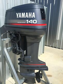 YAMAHA 140CETOX OIL INJECTED 2 STROKE (140HP)