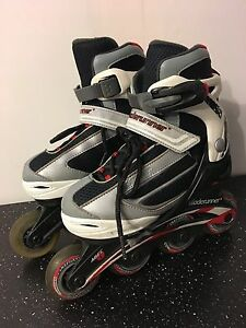 Bladerunner Adjustable Kids' Rollerblades - Size 1-4