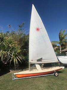 Laser sailing dinghy for sale Boyne Island Gladstone City Preview
