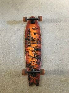 Dusters longboard