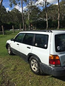 Subaru Forester 1998 Wallalong Port Stephens Area Preview