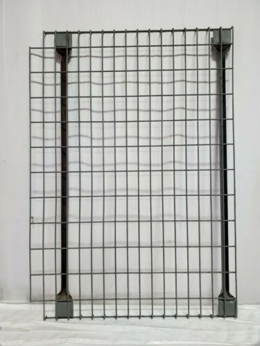 """Pallet Rack Wire Decking, 34"""" Wide, 48"""" Deep, Lot of 13 Pieces"""