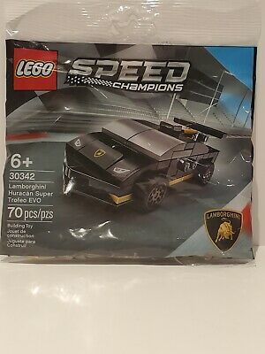 NEW SEALED LEGO Speed Champions 30342 Lamborghini Huracán EVO Polybag