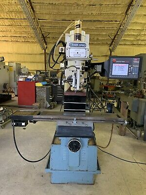 Proto-trak Smx-3 Axis Dpm Sx3 Cnc Vertical Mill 2008 Model