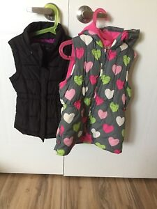 Gilet winter jackets 2 for $10