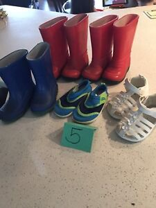 Kids shoes sizes 5, 6, 7, 8