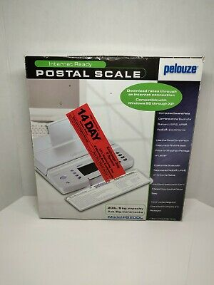 Pelouze Ps20dl Internet Downloadable Digital Postal Scale 20-lb Capacity New
