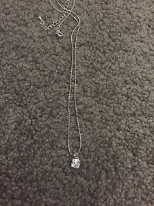Silver necklace Kellyville The Hills District Preview