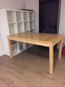 Table à rallonge Ikea