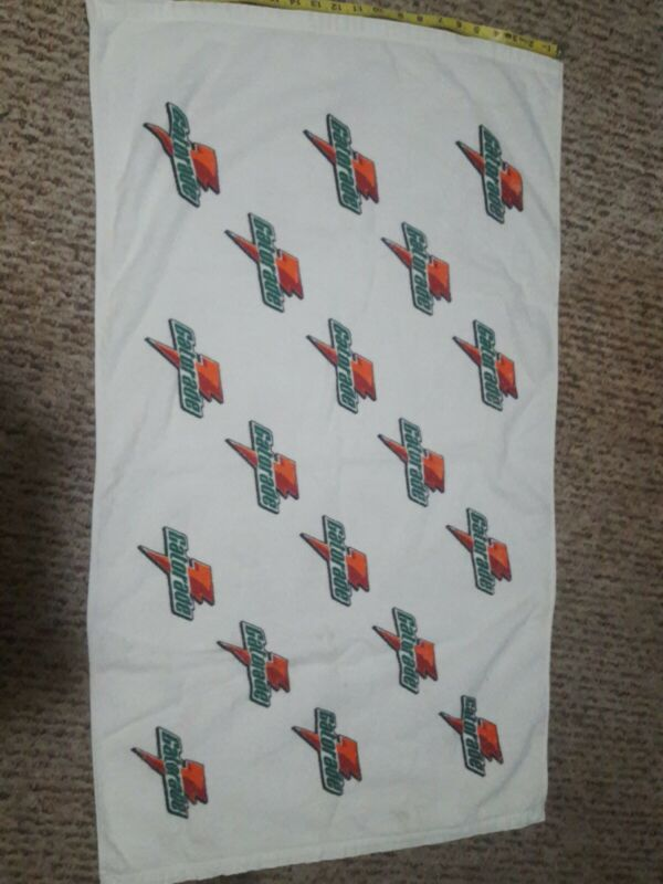 "Vintage Gatorade Towel  24"" x 40"", McArthur Towel and Sports"