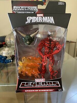 Marvel Legends Carnage Green Goblin Wave