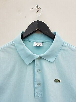 LACOSTE POLO SHIRT SIZE 5 OR LARGE EXCELLENT CONDITION!