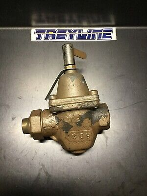Pre-owned Watts S1156f Water Pressure Regulator 10-25 Range. 12j-1