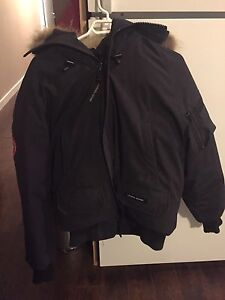 Authentic Canada Goose small male Bomber jacket